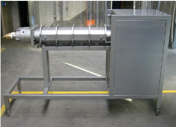 Технологическое оборудование для производства сливочного масла EGLI.